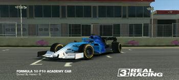 F1 Academy Exos Concept