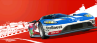Series GTE-Pro- Ford and Ferrari
