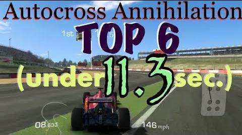 Autocross Annihilation Top 6 (the messy way)
