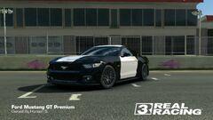 Barricade Mustang (Black)