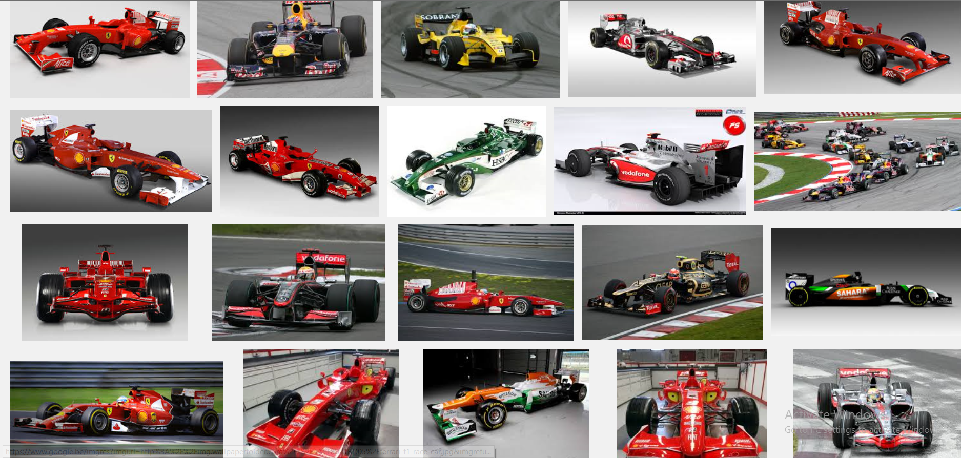 F1 from google 201608