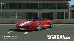 Ford GT FIA GT1 (Remastered Stripes)