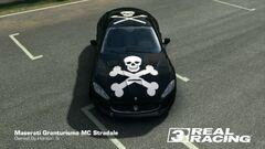 Maserati Granturismo Pirate