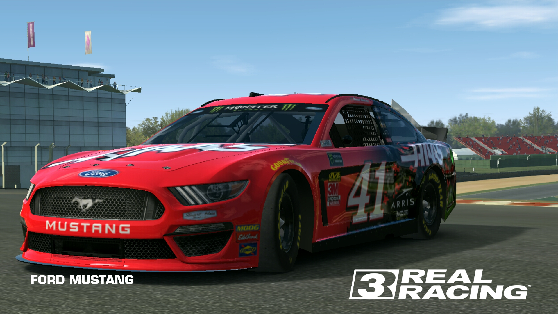 FORD MUSTANG (2019) | Real Racing 3 Wiki | FANDOM powered by