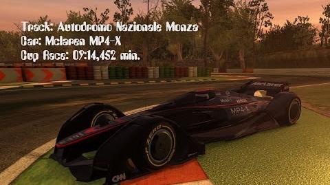 NEXT TC Exklusiv MP4 X Monza 9 Runden 9 14,452 Minuten