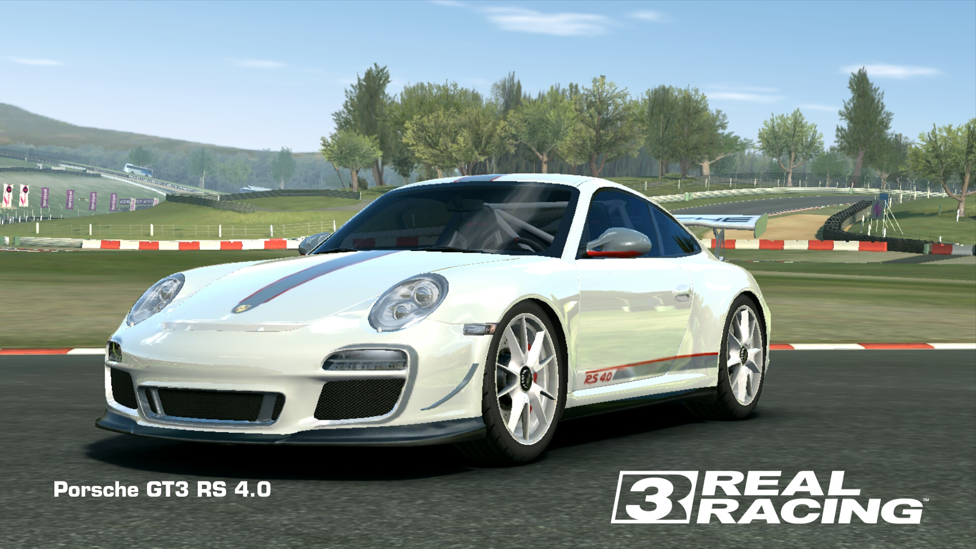 Showcase Porsche 911 GT3 RS 4.0
