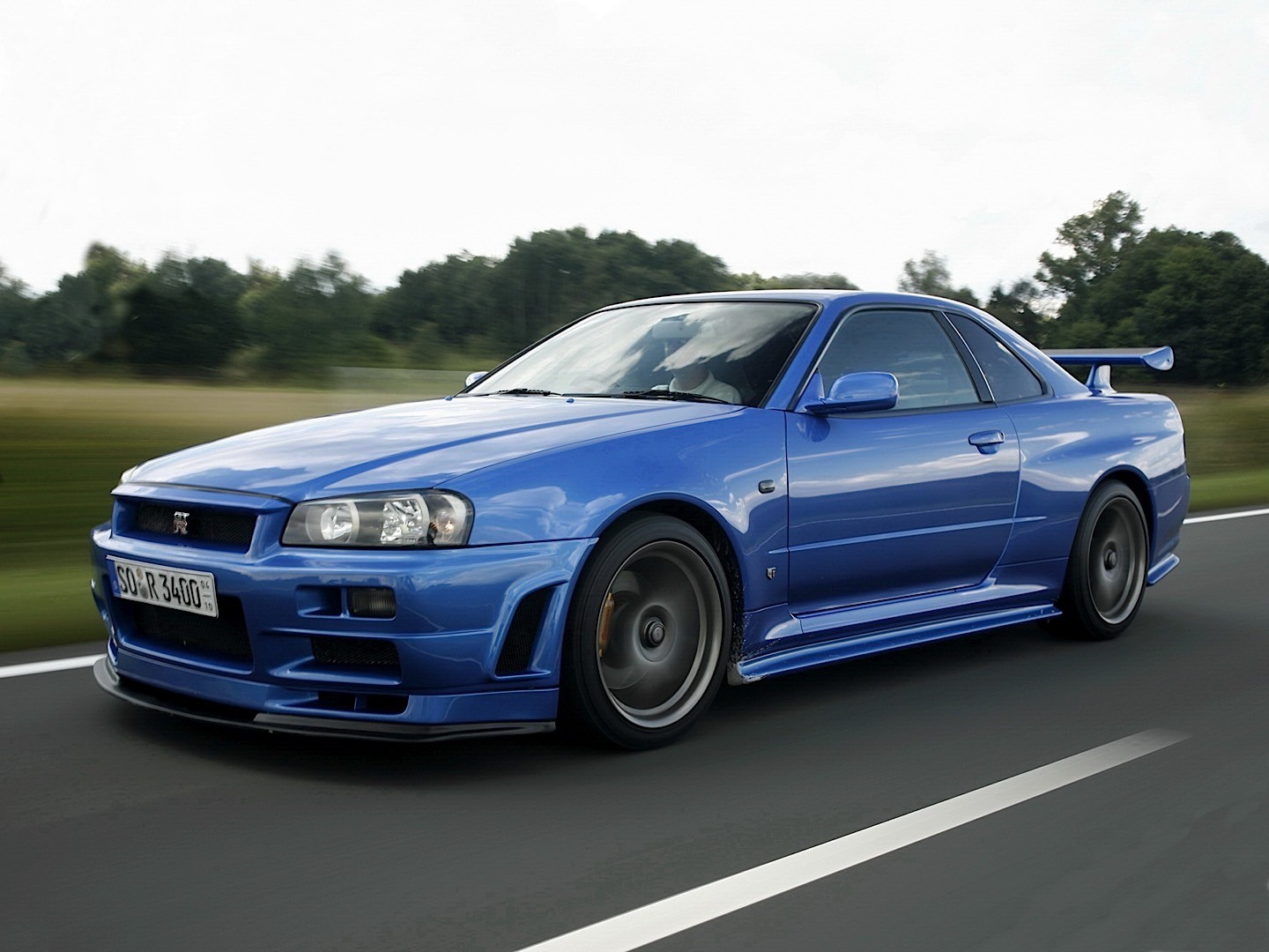 image - nissan-skyline-gt-r-v-spec--r34--4041 13 | real racing