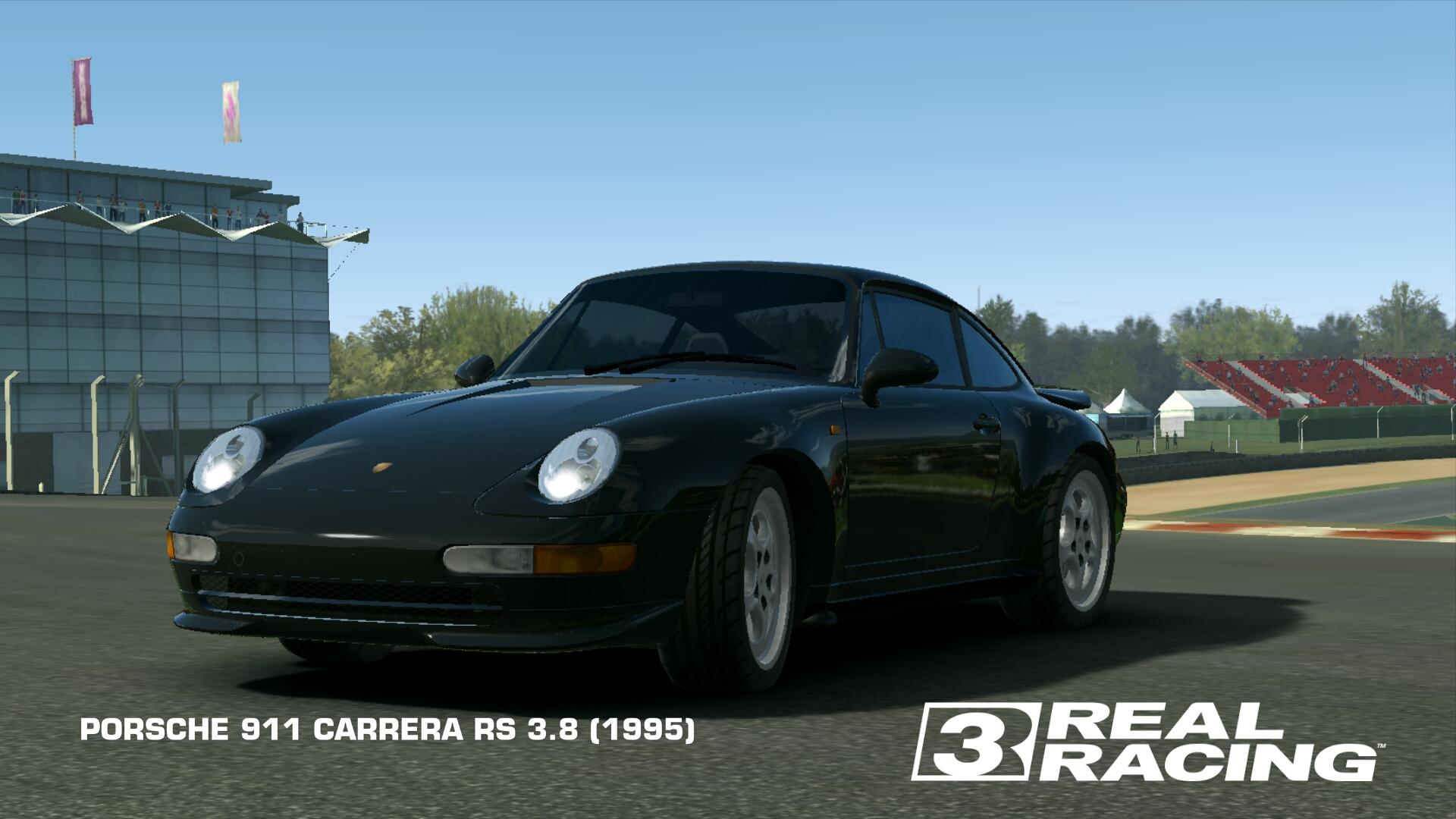 Porsche 911 Carrera Rs 3 8 1995 Real Racing 3 Wiki Fandom