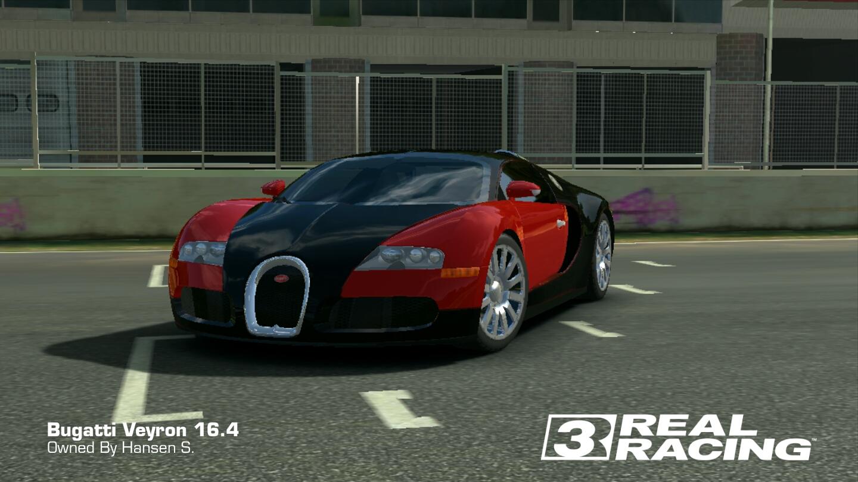 Bugatti Veyron (Mock Up Livery)