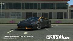 Gallardo LP560-4 Edizione Technica