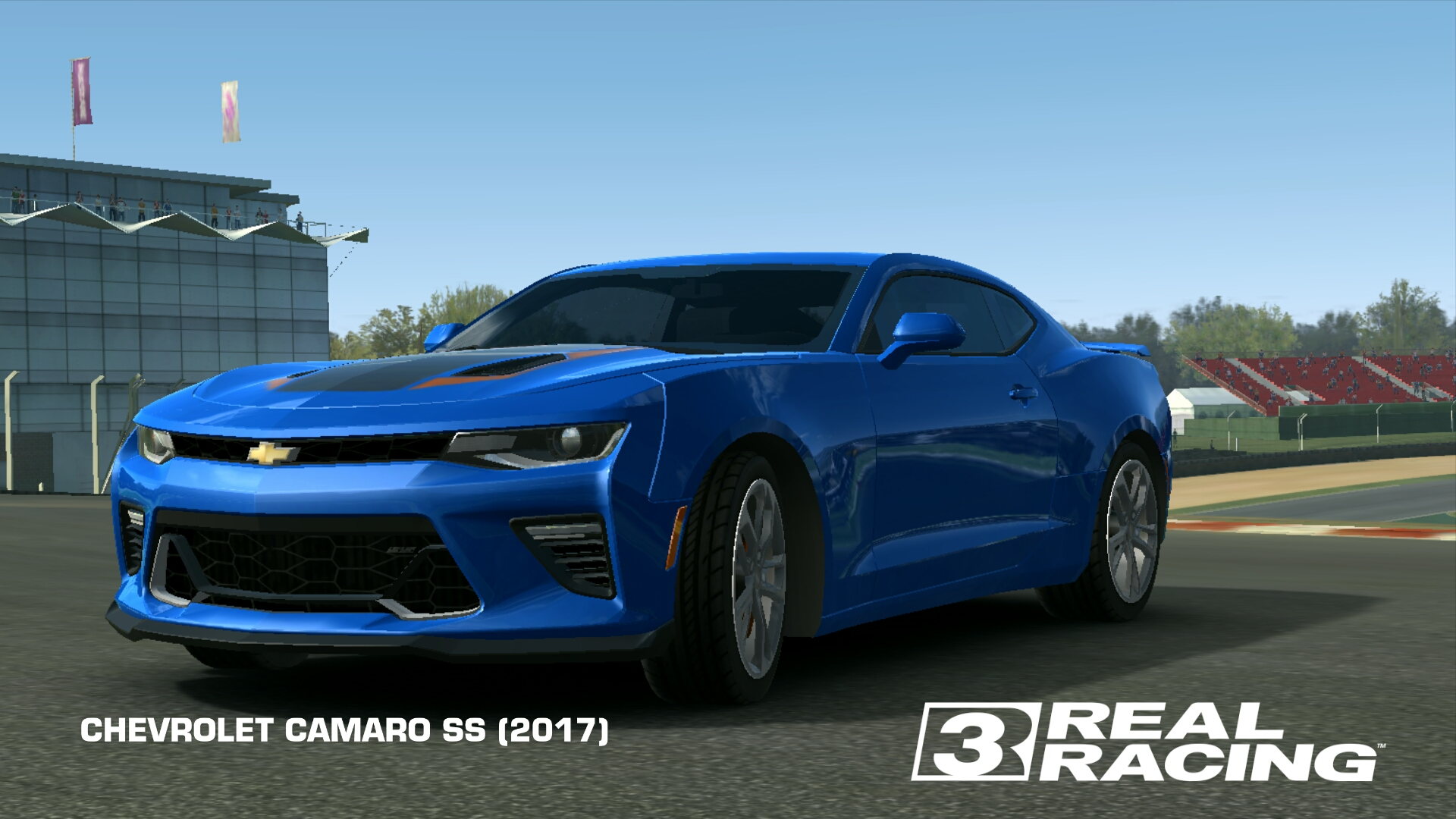 CHEVROLET CAMARO SS 2017 Real Racing 3 Wiki