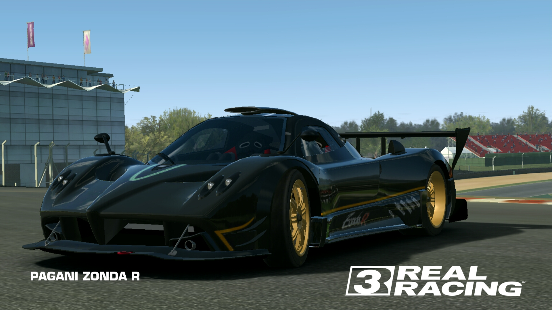 PAGANI ZONDA R | Real Racing 3 Wiki | FANDOM powered by Wikia