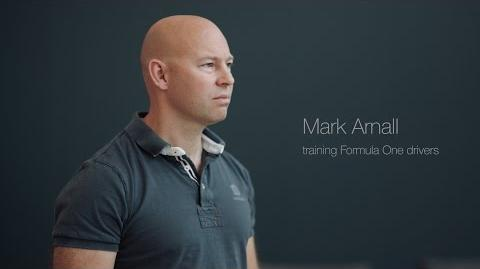 Mark Arnall - Training Formula 1 Drivers