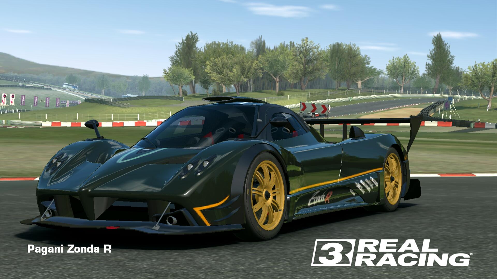 Pagani Zonda R | Real Racing 3 Wiki | FANDOM powered by Wikia