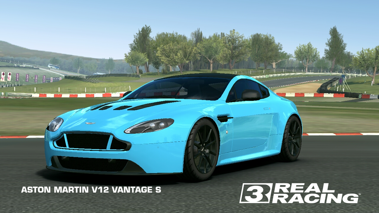 aston martin v12 vantage s | real racing 3 wiki | fandom powered