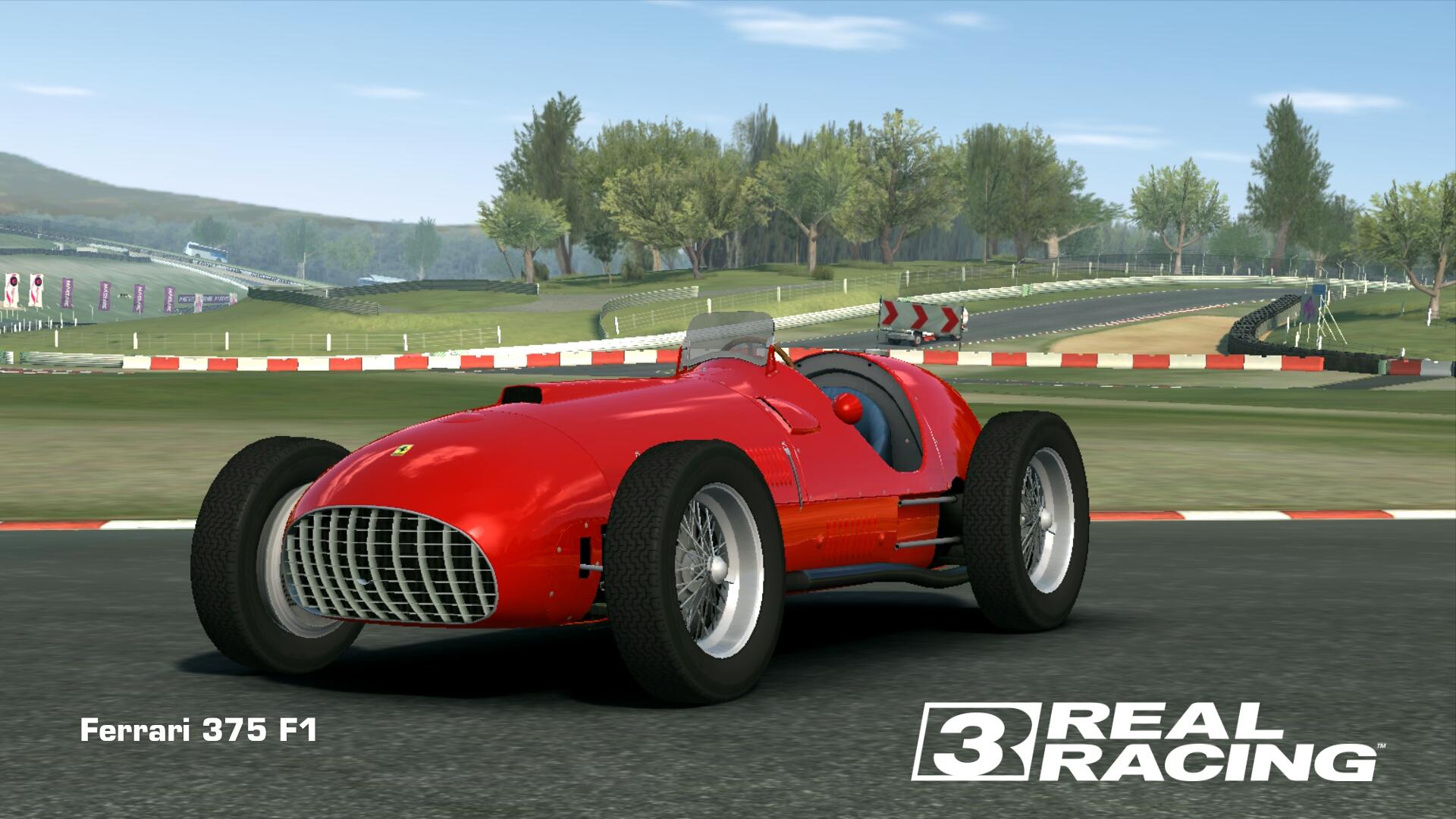 Showcase Ferrari 375 F1