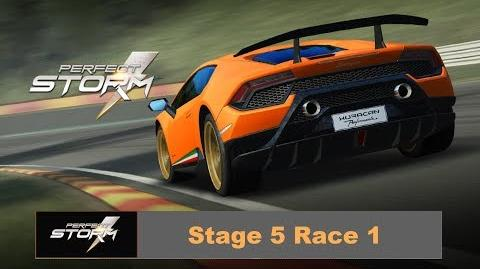 Perfect Storm Stage 5 Race 1 Upgrades (1311111)