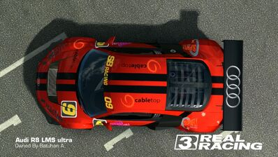 R8 LMS SB Edition No.9 Top