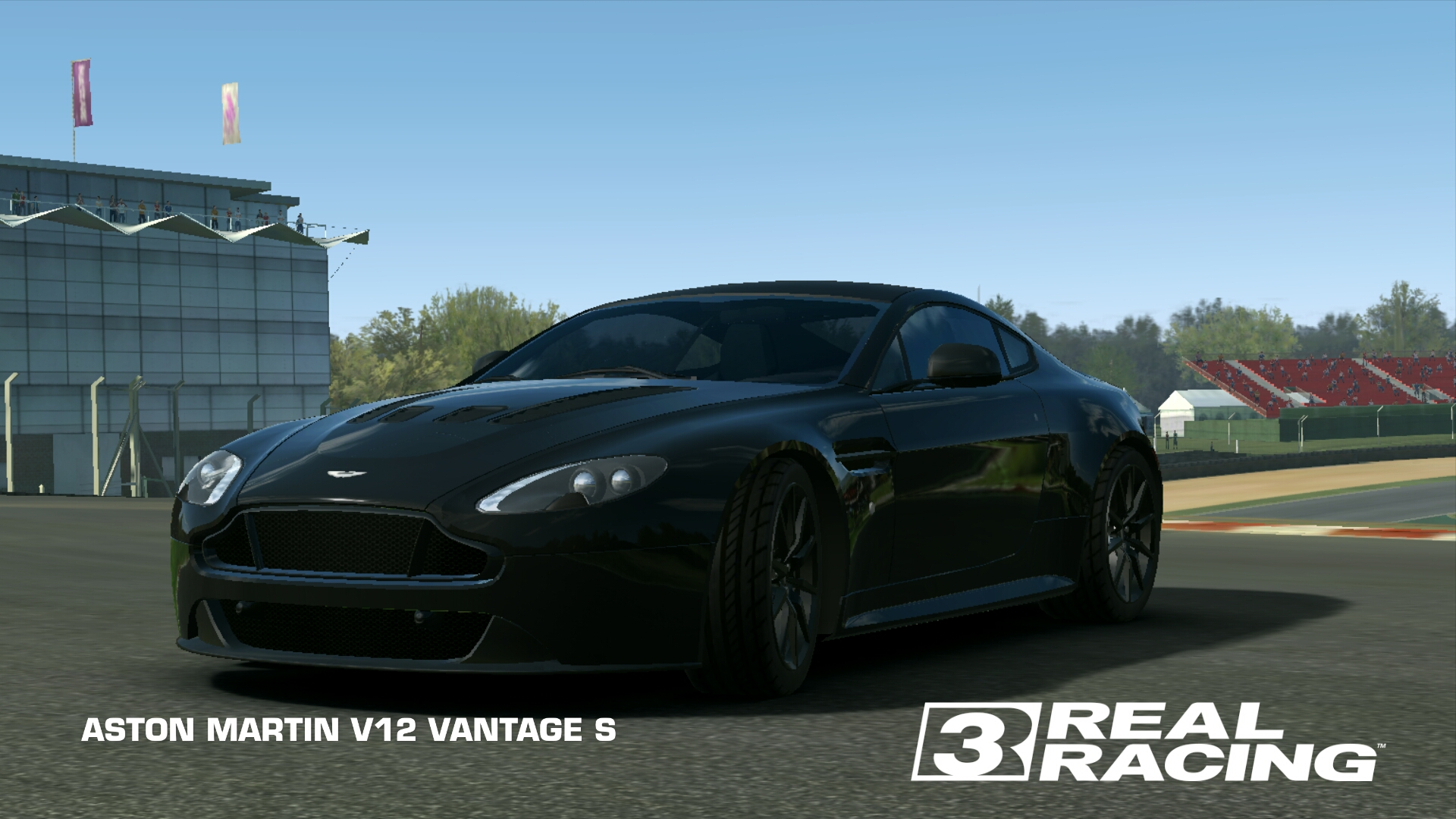 ASTON MARTIN V VANTAGE S Real Racing Wiki FANDOM Powered By - Aston martin vantage v12