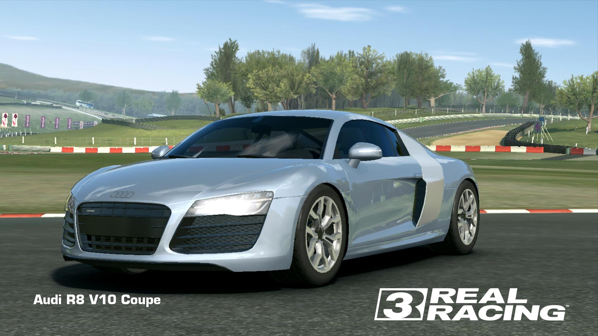 Showcase Audi R8 V10 Coupe