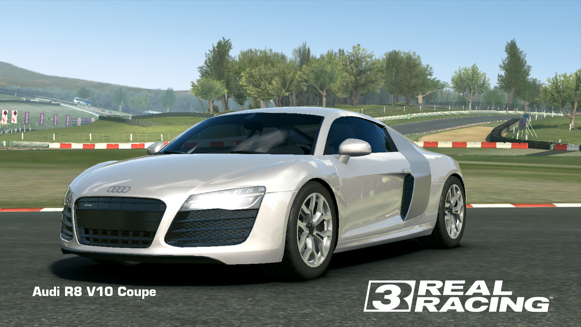 Showcase Audi R8 V10 Coupe