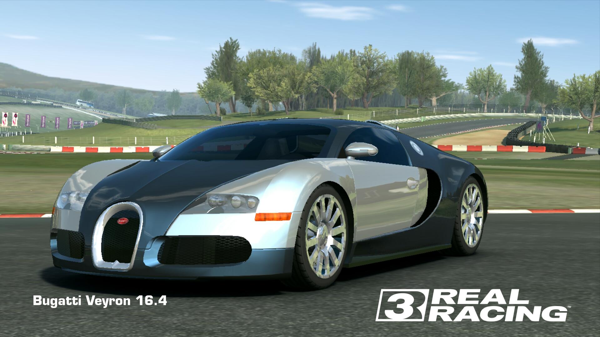 Showcase Bugatti Veyron 16.4