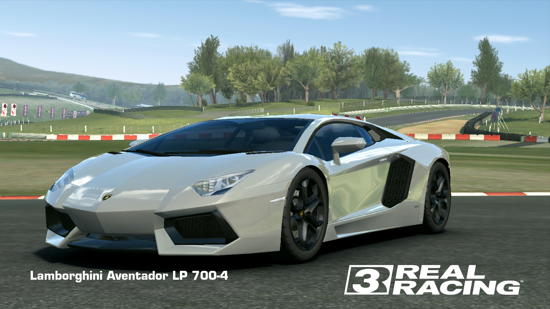 Showcase Lamborghini Aventador LP700-4