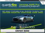 Series Aston Martin Vantage AMR Pro Championship