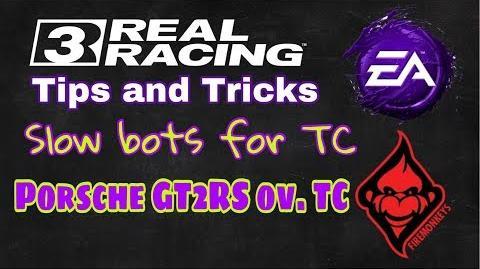 Slow bots for TC Porsche GT2 RS ov