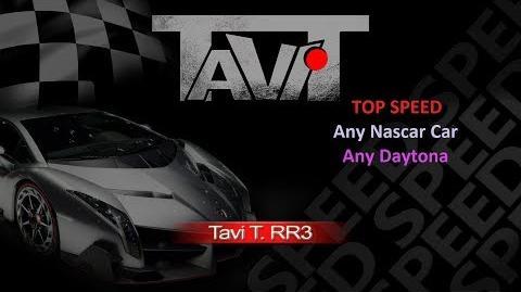 Real Racing 3 RR3 - Chevrolet Camaro ZL1 - Top Speed On Daytona Int. Speedway 372 + Km h