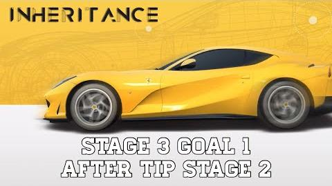 Real Racing 3 Inheritance Stage 3 Goal 1 After Stage 2 Tip 2nd Account Upgrades 1111111 RR3