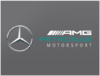 MERCEDES-AMG PETRONAS MOTORSPORT flag