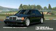 Showcase Mercedes-Benz 190E 2.5-16 Evolution II