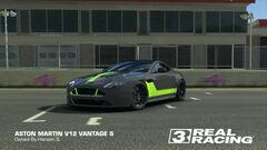 2017 Vantage GTE in V12 Vantage S