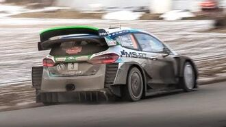 WRC 2020 Rallye Monte-Carlo - Best of WRC Cars High Speed Fly Bys, Fast Sections & Max Attack!