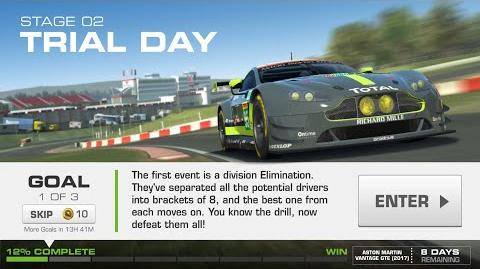 RR3 Balance Of Power Stage 2 Goal 1 No Upgrades Real Racing 3