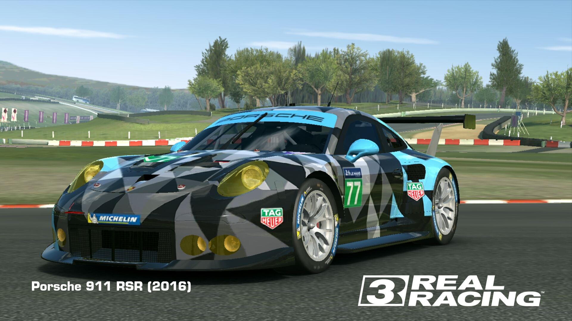 real racing 3 get porsche rsr 2014
