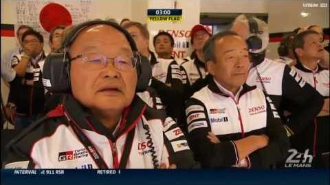 24 Hours of Le Mans 2016 - Drama Finish-2