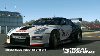 Nissan Sumo Power Gt Gt R Gt1 Real Racing 3 Wiki Fandom Powered