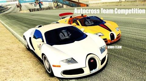 【Nuomi】Venom GT Autocross Team Competiton