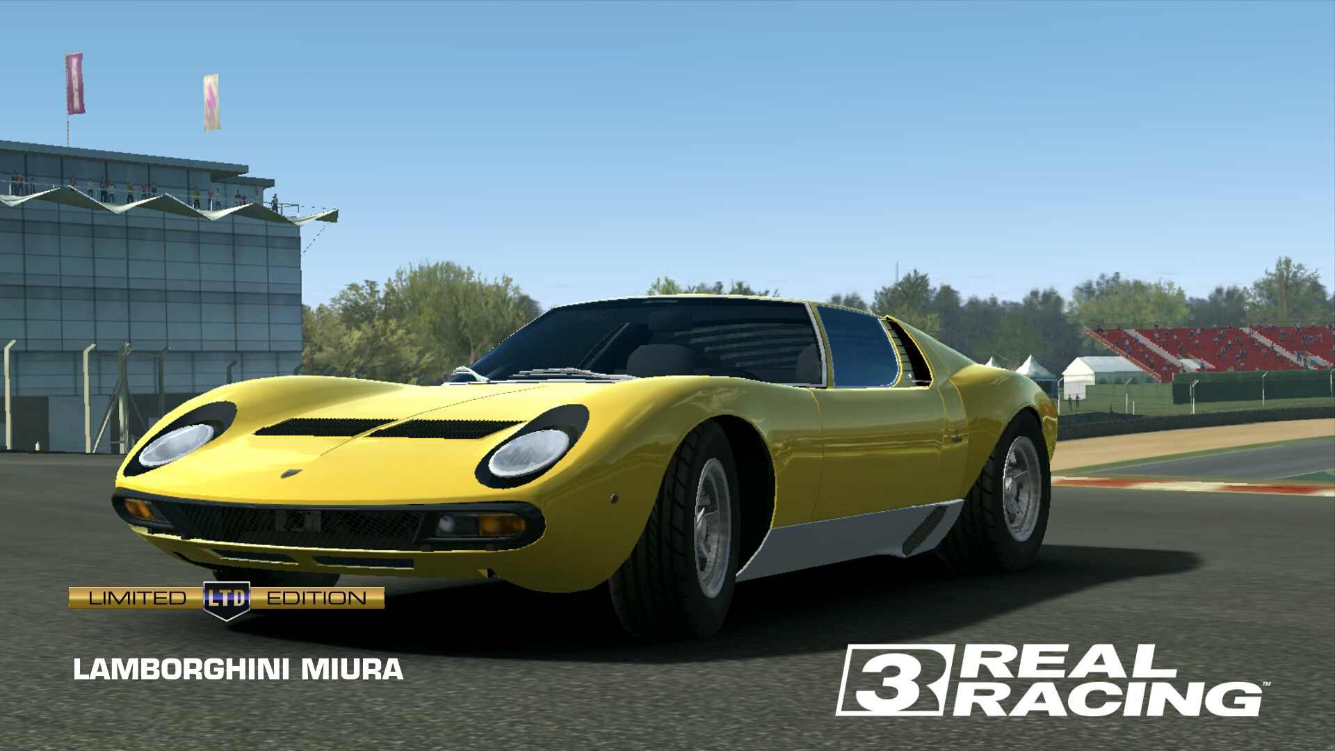 Lamborghini Miura Real Racing 3 Wiki Fandom Powered By Wikia