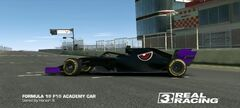 F1 Academy Genm Level 2 (Side)