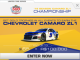 '19 Season Camaro ZL1 Championship