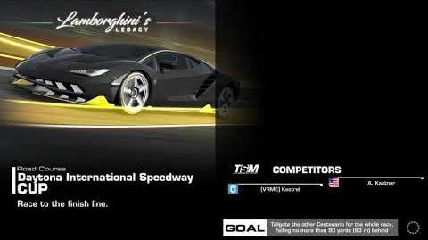 Lamborghini's Legacy, Stage 4 Race 1, Upgrades 3232122