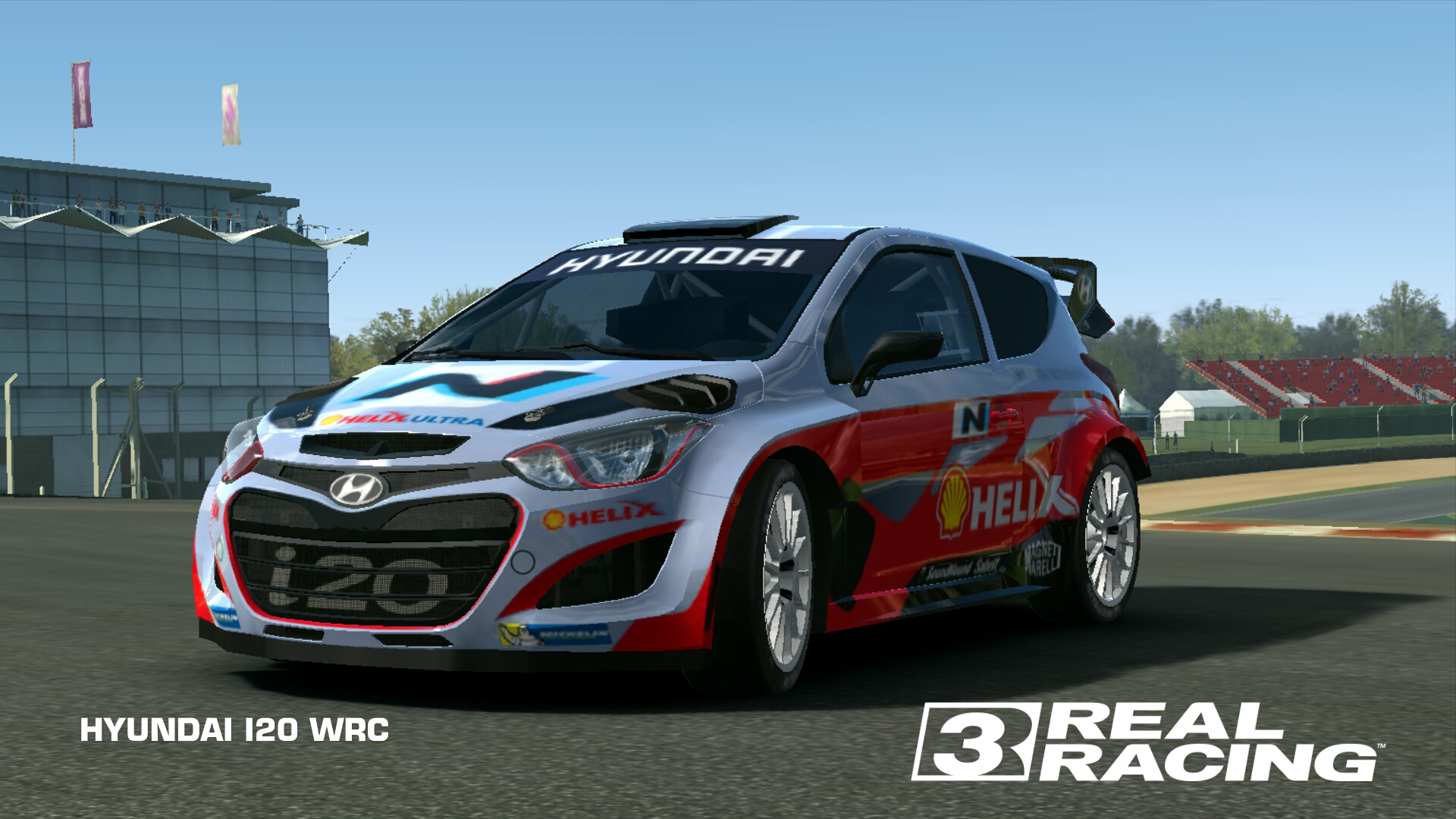 Hyundai I20 Wrc Real Racing 3 Wiki Fandom Powered By Wikia