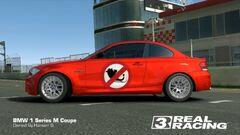BMW 1M (No Sleighs)