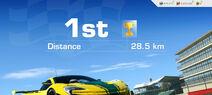 McLaren P1 GTR Silverstone Endurance in 2020