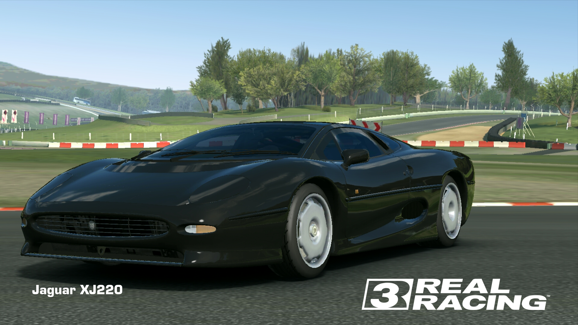 jaguar xj220 real racing 3 wiki fandom powered by wikia. Black Bedroom Furniture Sets. Home Design Ideas