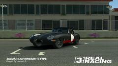 Jaguar Lightweight E-Type -Razgriz-