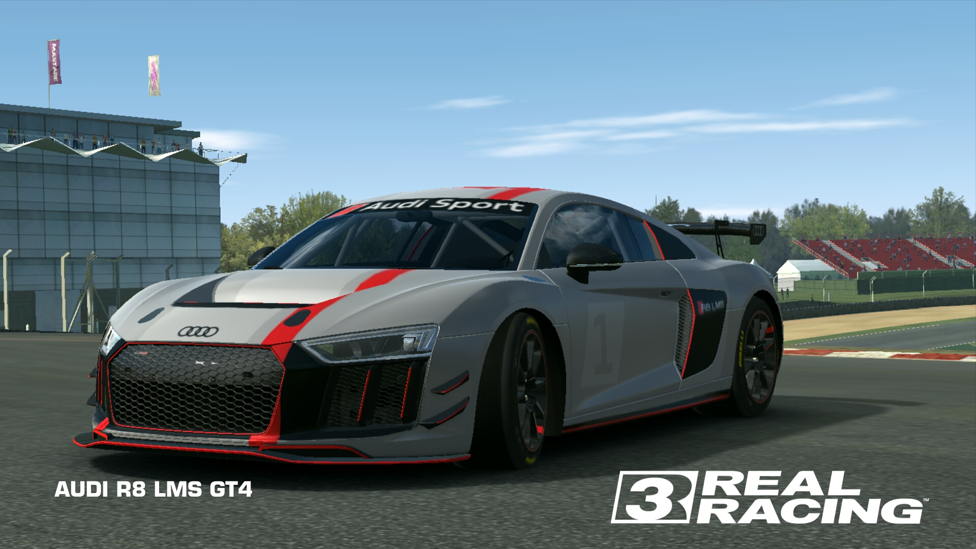 Audi R8 Lms Gt4 Real Racing 3 Wiki Fandom Powered By Wikia